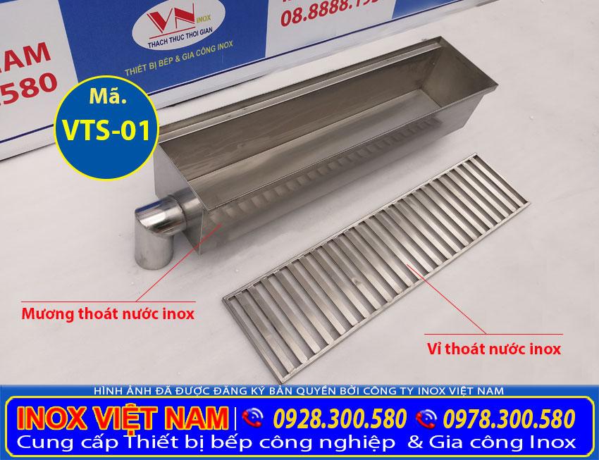 Liên hệ Inox Việt Nam Ngay. Báo giá mương thoát sàn inox, vỉ thoát nước inox giá gốc tại xưởng sản xuất của chúng tôi