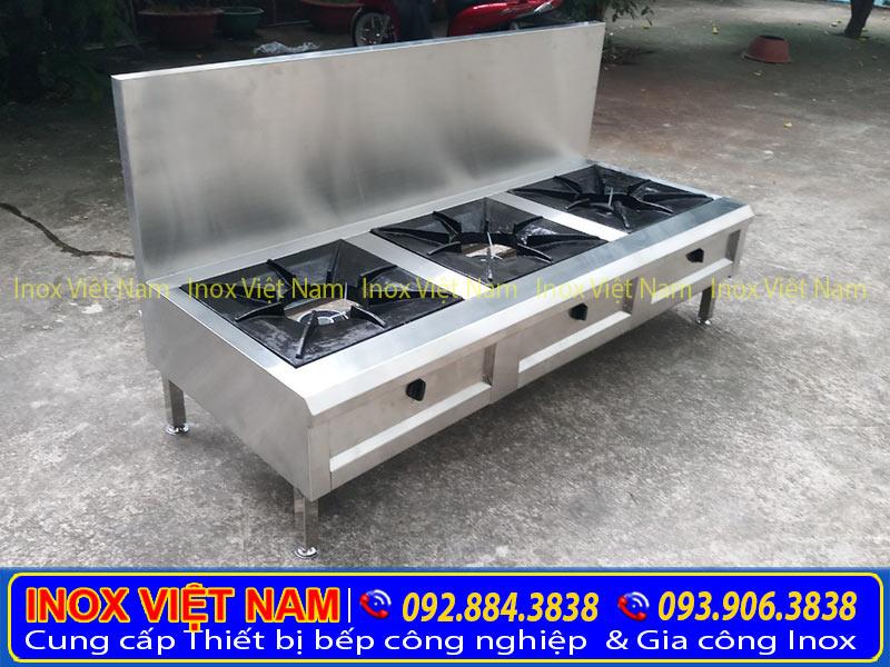 Bếp hầm công nghiệp, bếp công nghiệp inox giá tốt mua tại Xưởng Inox Việt Nam uy tín chất lượng.