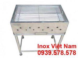 Lò nướng Inox công nghiệp Ln18011