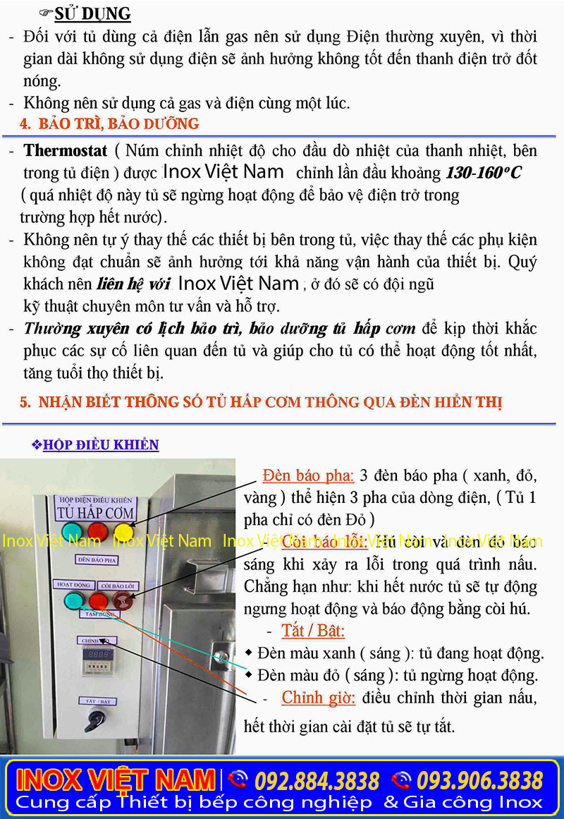 huong-dan-cach-su-dung-tu-nau-com-cong-nghiep