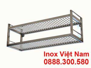 ke-bep-inox-2-tang-treo-tuong