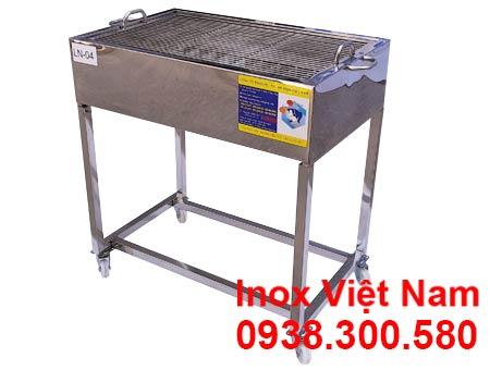 Lò nướng than BBQ inox giá bao nhiêu. Liên hệ Inox Việt Nam tư vấn báo giá ngay.