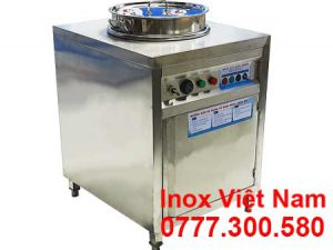 Tủ hâm nóng canh nồi inox 50 lít giá tốt tại Inox Việt Nam.