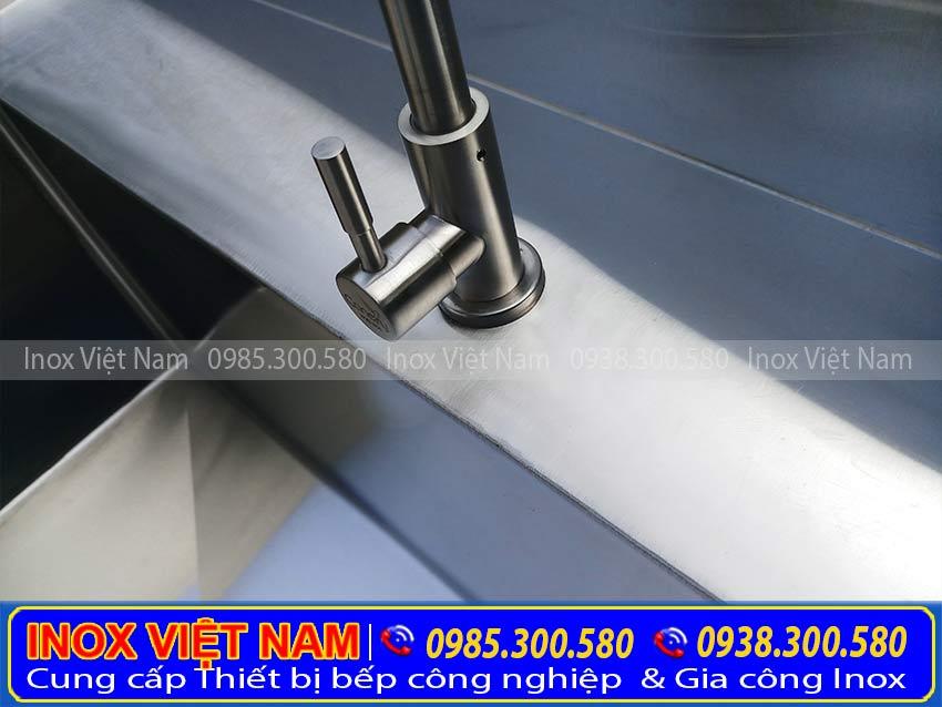 vòi nước chậu rửa công nghiệp
