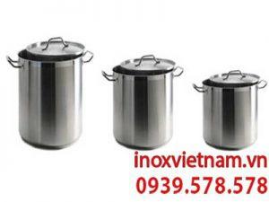 Kích thước nồi Soup Inox theo yêu cầu