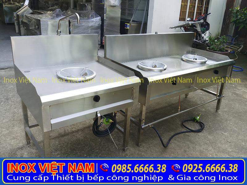 Thiết bị bếp inox công nghiệp giá tốt