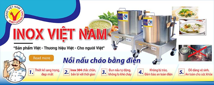 Địa chỉ bán nồi nấu cháo bằng điện 70 lít, nồi nấu cháo công nghiệp uy tín tại tp hcm. Gọi điện ngay Inox Việt Nam. có giao hàng tận tỉnh.
