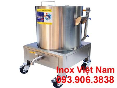 Nồi nấu cháo bằng điện 150L, nồi nấu cháo công nghiệp bằng điện loại 150 lít giá tốt.