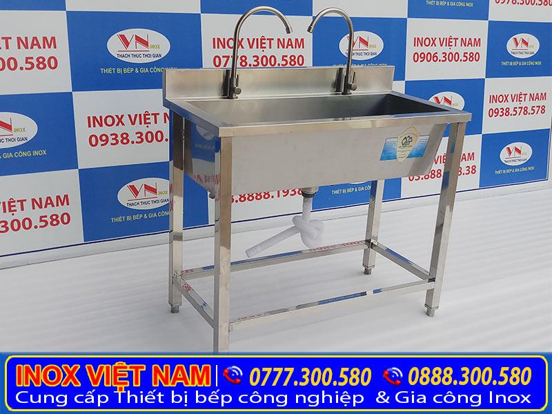 Địa chỉ sản xuất máng rửa tay inox công nghiệp, máng rửa công nghiệp inox theo đơn đặt hàng uy tín tại TP HCM.