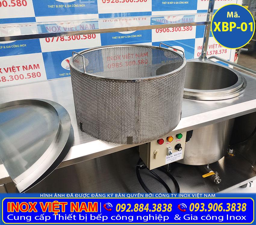 Inox Việt Nam địa chỉ đóng xe bán hủ tiếu bằng điện giá tốt, xe đẩy bán phở hủ tiếu gõ uy tín tại TPHCM.