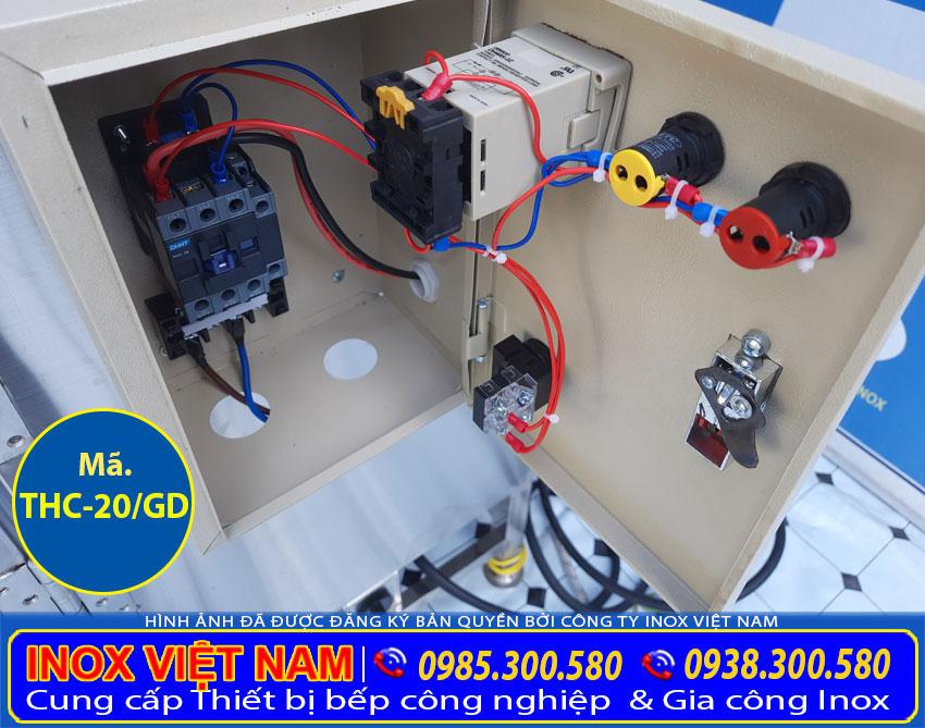 Hộp điện tủ cơm công nghiệp hcm.