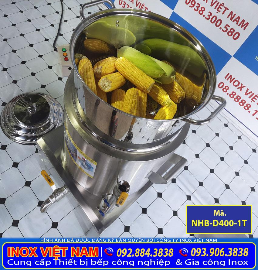 Báo giá nồi hấp bắp bằng điện tại xưởng Inox Việt Nam sản xuất.